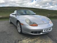 Immaculate 2000 Porsche Boxer S 3.2