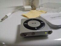 LIKE NEW apple ipod shuffle 4th generation not iphone