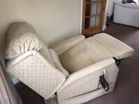 Large Rise & Recline chair