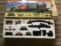 Hornby Western Spirit train set