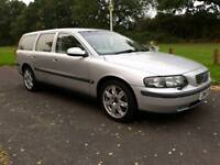 Volvo V70 SE Automatic Estate years mot test with no advisory's Px considered