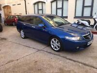 Honda Accord Tourer 6 speed manual petrol