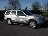 Jeep Grand Cherokee 2.7 Litre Diesel Auto