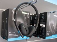 Sennheiser HD 2.20s headphones
