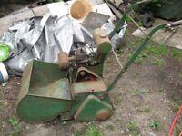 old lawnmower , spares or repairs