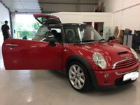 Stunning Mini Cooper S Supercharged. LOW mileage, Long MOT. All original