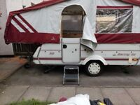 PENNINE Stirling SE 510 folding camper trailer