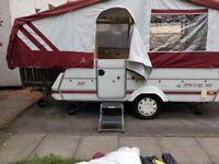 PENNINE Stirling SE 510 folding camper trailer