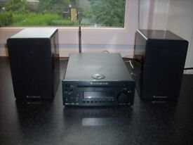 Cambridge Audio One HIFI System with Sirocco Ultima SL20 Speakers