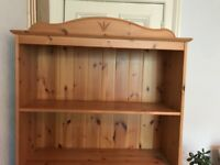 Pine Bookcase for sale