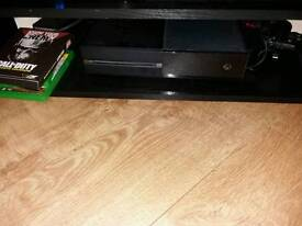 xbox one with kinect and 3 games