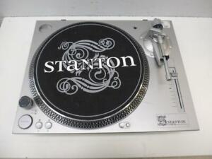 Stanton STR8-60 Professional Turntable - We Buy and Sell Used Pro Audio Equipment - 107326 - MH36406