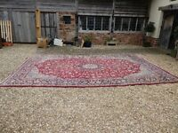 Large patterned rug 15.2 ft x 9.10 ft (4.62 mtr x 3 mtr)