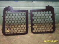 VAN WINDOW SECURITY PANELS