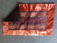 Beautiful autumnal duvet and pillowcase set - double bed