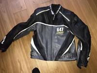 Arlen Ness motorbike jacket