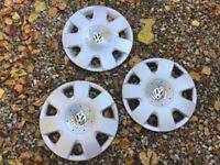 Original VW Polo Wheel Rims