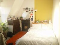Double bedroom short term let JANUARY in a friendly houseshare