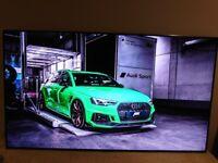 SAMSUNG QE55Q85RATXXU 55inch Smart 4K Ultra HD HDR QLED TV with Bixby