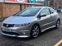 Honda Civic type r full year mot service history