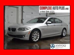 2013 BMW 5 Series 528I xDrive 528XI *Cuir,Toit