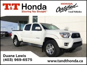 2013 Toyota Tacoma V6*Local Truck, No Accidents, 1 Owner*