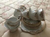 Royal Tara China tea set