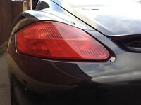 Porsche Edition 1 Red Rear Lights 987 Gen 1 Cayman/Boxster