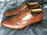 Mens size 7 brogues! WORN ONCE