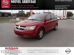 2009 Dodge Journey SXT  (7 PASSAGERS