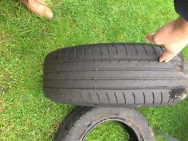 Car tyre 205 60 r16