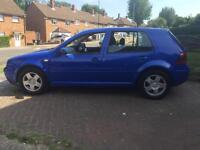 Volkswagen Golf GTI READY TO DRIVE AWAY low mileage NEED TO BE GONE ASAP!!
