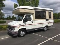 TALBOT EXPRESS TALISMAN GL 4 BERTH PETROL 45,000 MILES-RECENT MOT AND HAB CHECK