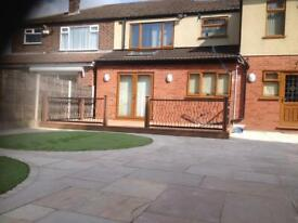 Driveways - Gardens - Paving - Fencing - Patios - Fencing - Decking - Digger - Footings - Drains