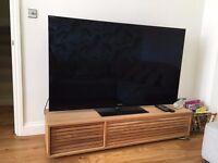 "Stunning 60"" Sony Bravia TV & Habitat TV stand"
