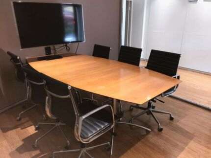 Person Boardroom Meeting Table Desk Office Furniture Desks - 14 person conference table