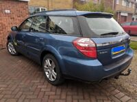 Subaru OUTBACK SEN 2.5 Petrol top of the range with electric everything