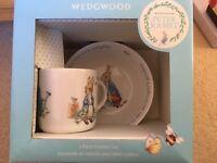 Wedgwood Beatrix Potter set