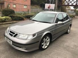 Stunning 2005 05 Saab 9-5 2.2Tid Linear Sport Auto **1 Years Mot+Just Serviced+Turbo Diesel**