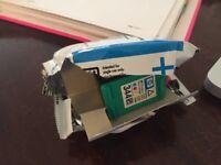 HP 344 Printer Ink Cartridge - Opened but New & Unused
