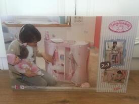 Baby Annabell 2 in 1 Baby Unit Wardrobe