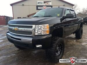2012 Chevrolet Silverado 1500 LT PERFORMANCE PACKAGE (LIFT WHEEL