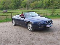 Wanted 916 Alfa Romeo Spider and GTV