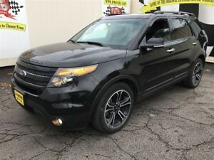 2014 Ford Explorer Sport, Automatic, Navi, Sunroof, 4*4