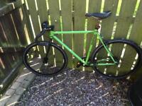 Mango racing road bike
