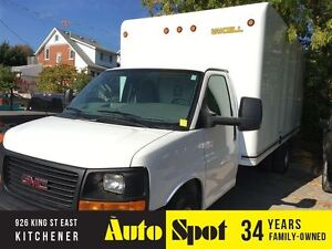 2015 GMC Savana 3500 1WT/MASSIVE CLEAROUT EVENT/PRICED FOR A QUI