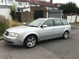 Audi A6 1.9tdi avant automatic spares repairs or salvage
