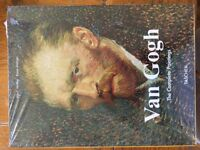 Van Gogh The Complete Paintings Taschen Book. New cellophane wrapped.
