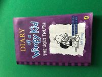4 Diary Of A Wimpy Kid books, great condition!