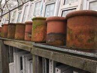 Small Red Chimney Pots (Only £20.00 Each)